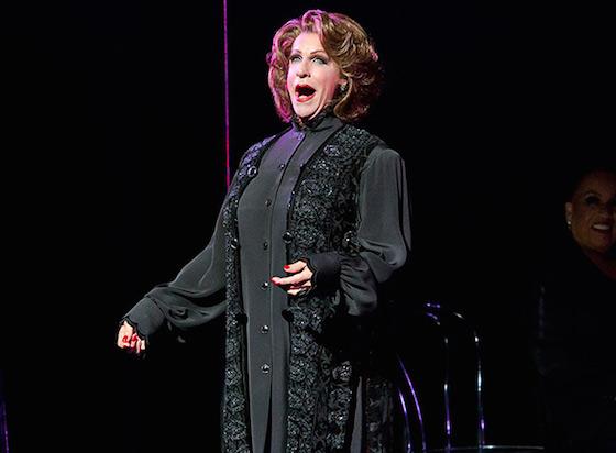 via http://www.newyork.com/ R. Lowe as Mary Sunshine (Photo: Jeremy Daniel)
